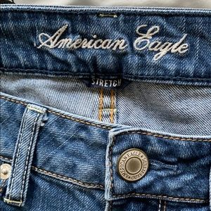 American Eagle Outfitters Skinny Jeans Blue Size 8